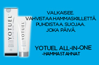 Yotuel All-In-One -hammastahnat
