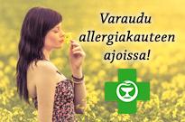 Aloita ajoissa - allergia kevät 2016