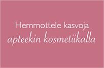 Apteekkikosmetiikka 2018
